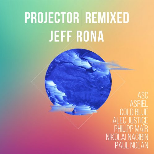 PROJECTOR Remix album cover